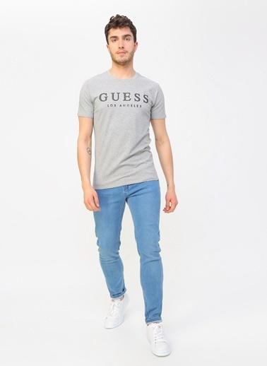 Guess Tişört Gri